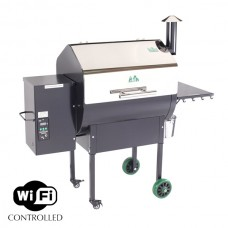 Choice Daniel Boone Grill Stainless Steel Wifi Enabled
