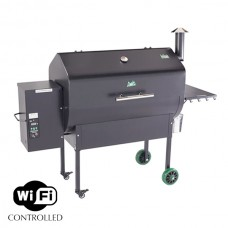 Choice Jim Bowie Grill Black Wifi Enabled