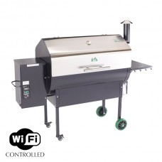 Choice Jim Bowie Stainless Steel Grill Wifi Enabled