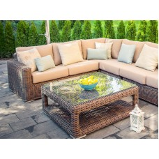 Cedar Sectional Set